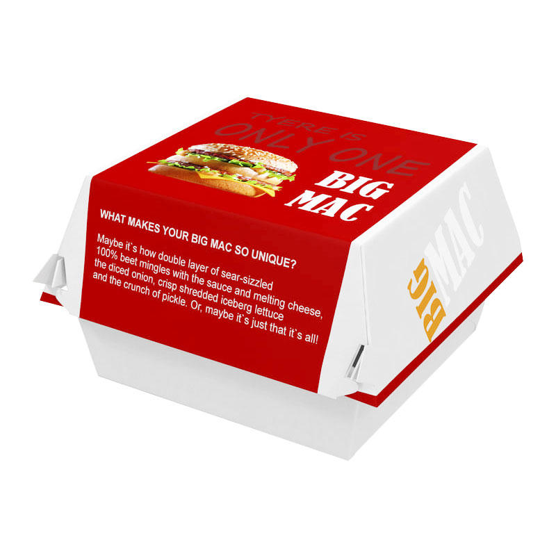 Custom Print Food packaging box