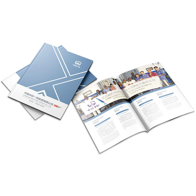 Custom Book, booklet for business