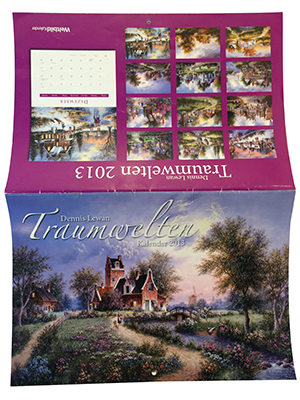 Guangjin -, Calendar-7