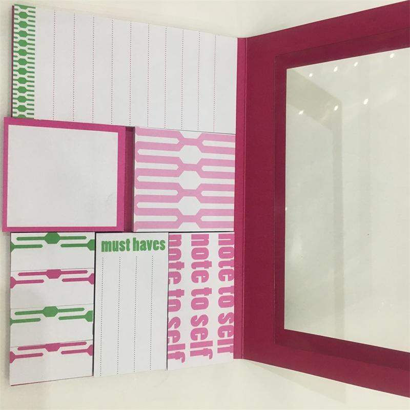 office notebook memo pad