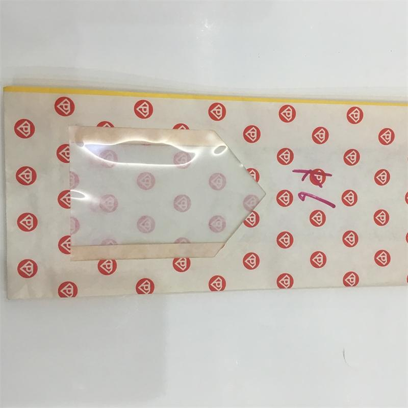cheap price factory direct paper bag with PE window