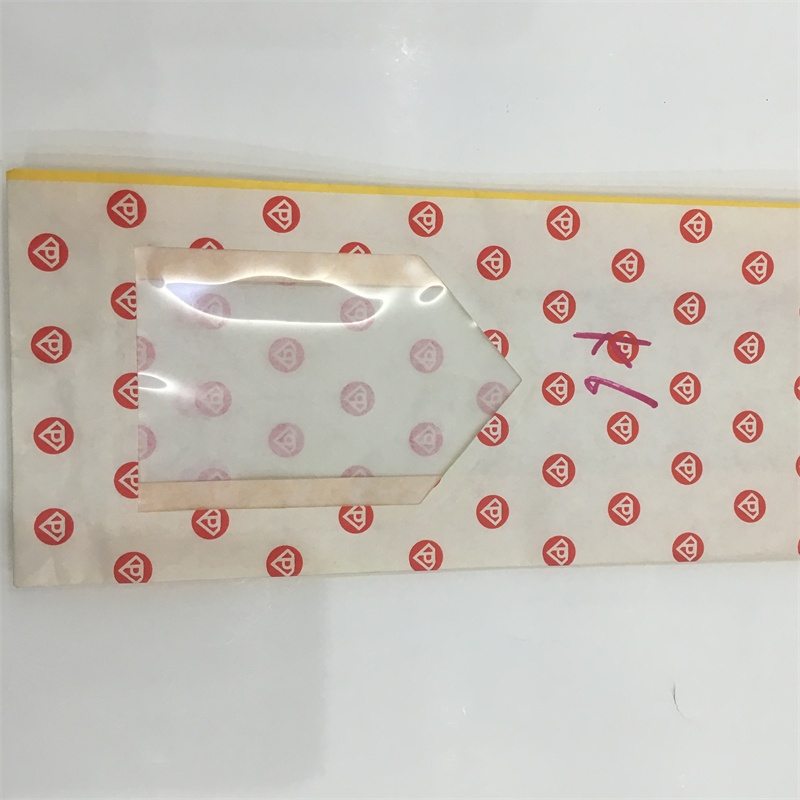 product-Guangjin -cheap price factory direct paper bag with PE window-img