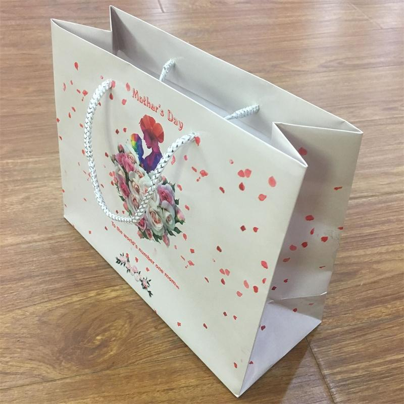 Hot sale gift nice art paper bag
