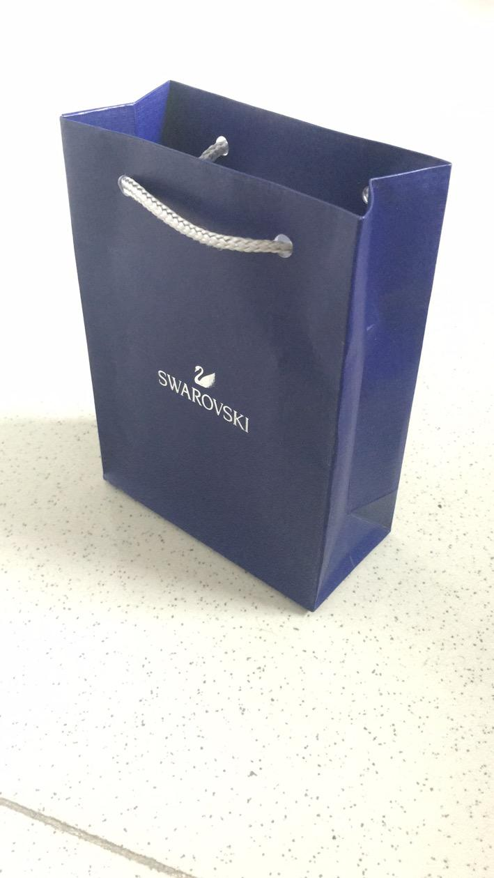 Custom paper shopping bags wholesale manufacturer