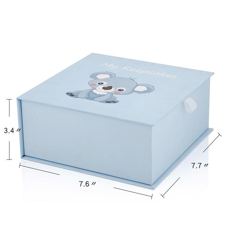 Storage decorative paper boxes for souvenir supplier