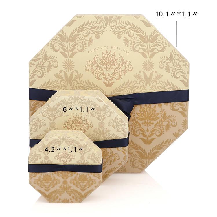 Wholesale rhombus gift box cardboard box manufacturers
